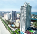 Akoya Miami Beach 3D rendering by Yosvany Teijeiro 2