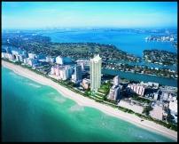 Akoya Miami Beach 3D rendering by Yosvany Teijeiro 3