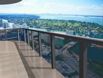 Akoya Miami Beach 3D rendering by Yosvany Teijeiro 6