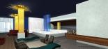 YOSVANY TEIJEIRO 3D Rendering, Interior Design, New Orleans, 2007