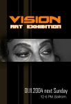 Vision Art Exhibition, Graphic Design by Yosvany Teijeiro