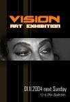 Vision Art Exhibition, Graphic Design by Yosvany Teijeiro