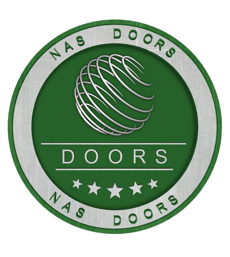 NAS DOORS Logo Design by Yosvany Teijeiro @ Trueillusion Inc 2009