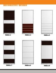 YOSVANY TEIJEIRO APA Closet doors graphic design catalog furniture miami 2008 5