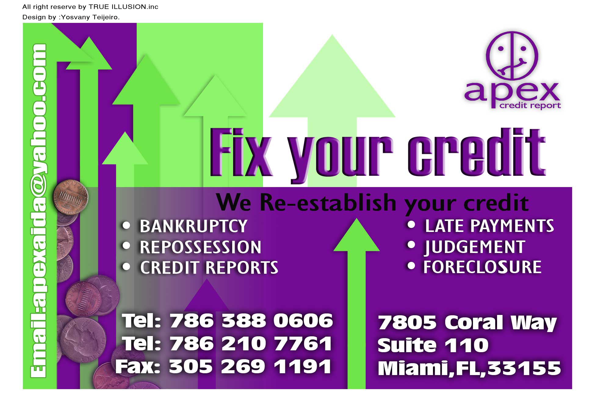 Unique Stock Of Business Cards In Miami – Business Cards and Resume