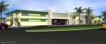 YOSVANY TEIJEIRO Historic Hampton House 3D rendering Miami 1
