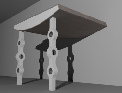 YOSVANY TEIJEIRO The Meditator's Bed, Furniture Design by Yosvany Teijeiro, 2012
