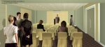 YOSVANY TEIJEIRO Truillusion 3D renderings for a meeting room, 2007