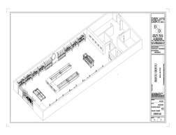 """Bijoux Bijoux"" Store Design by Yosvany Teijeiro @ Displays Depot Inc. 2009 (isometric view)"