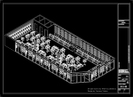 Yosvany Teijeiro Fashion Clothing Store Design Trueillusion Inc 2011 (isonometric view)