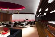 GONZALO'S JAZZ CLUB Restaurant & Piano Bar Design. Proposal by Yosvany Teijeiro