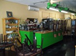 """GREEN GABLES CAFE"" exisiting furniture and equipments"