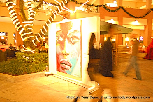 Brickell Art Walk, Miami Downtown, Florida