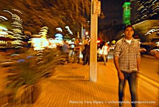 Brickell Art Walk, Miami Downtown, Florida