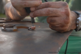 Smoothing welds