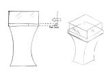 Museum Case, furniture design concept