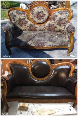 Furniture Reconstruction