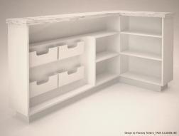 Host Station-3D Render