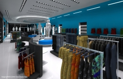 Turkesa Boutique/3D Concept Design