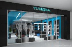 Turkesa Boutique/3D Concept Design