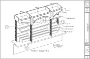 Bar/ Front Isometric