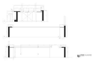Bar/ Elevation