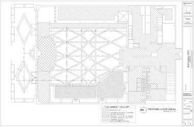 Floor Pattern Plan