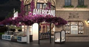 CAFE AMERICANO-Casino Paris, Las Vegas(2)