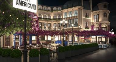 CAFE AMERICANO-Casino Paris, Las Vegas(4)