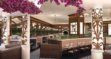 CAFE AMERICANO-Casino Paris, Las Vegas(7)